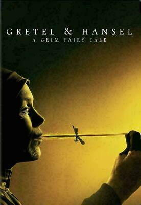 Gretel & Hansel (DVD 2020) In Stock Now Horror/Thriller/Fantasy-Ships Free!