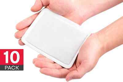 Adhesive Body Hands Feet Warmer Patch Heat pads 10 Pack