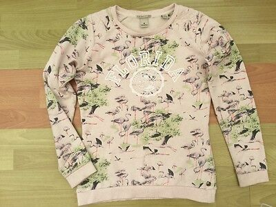 Gorgeous Sweatshirt with  Logo for girls age 16 EXCELLENT CONDITION