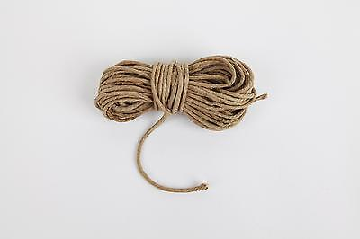 25m lengths Flax Twine // Laid Cord UPHOLSTERY TWINE