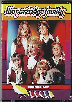 The Partridge Family - The Complete First Season 1 (DVD, 2014, 2-Disc Set) New