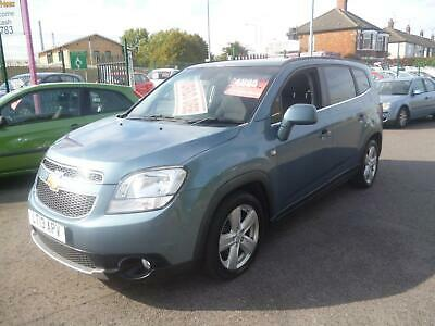 2013 Chevrolet Orlando 2.0 VCDi 163 LTZ 5dr [Start Stop] MPV Diesel Manual
