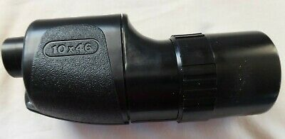 Helios Spotting Scope / Monocular 10x46 With Case