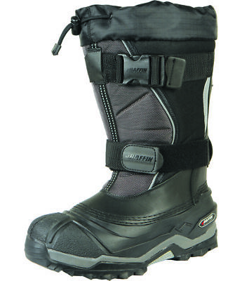 Baffin Selkirk Snowmobile Boots Black