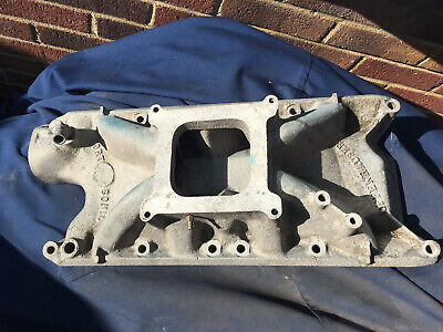 Offenhauser Performance Racing Inlet Manifold, Small Block Ford V8 289 / 302.