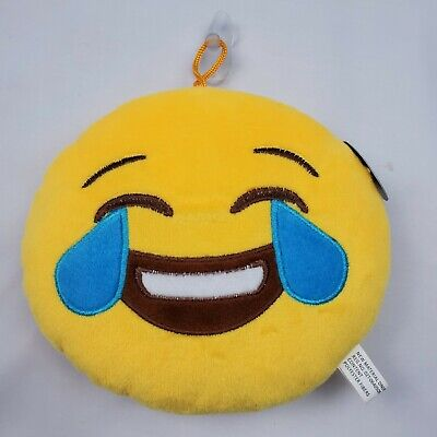 Lol Laughing With Tears Emoji Plush 7 By 6
