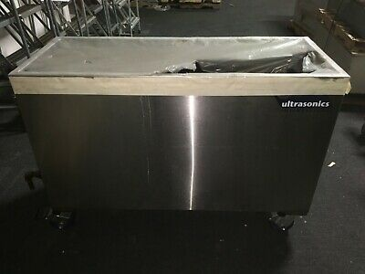 Ultrasonics International Heated Cleaner Tank With Controls Sn:m120307024