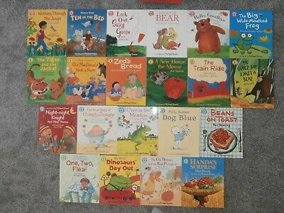 Children's Book Box Share A Story - First Reading - Pre-school Books - 21 Books