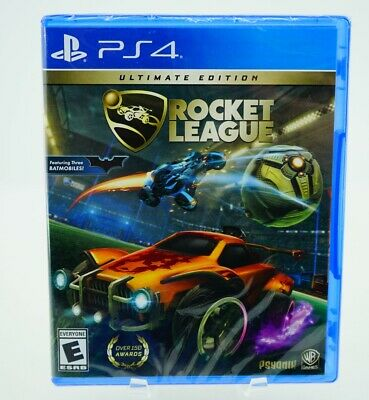 Rocket League Ultimate Edition: Playstation 4 [Brand New] PS4