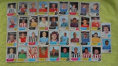A&BC Chewing Gum Football Cards - Green Backs