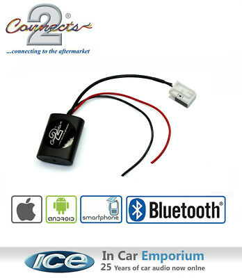 VW Caddy Bluetooth Music Streaming stereo adaptor, iPod iPhone Android