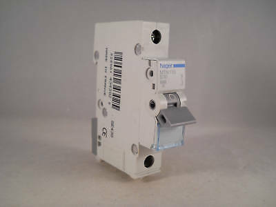 Hager MCB 10 Amp Single Pole Circuit Breaker Type B 10A B10 MTN110