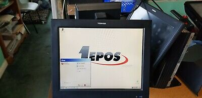 Toshiba ST-A10- EPOS Touch Screen Terminal 15 inch