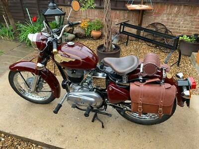 Beautiful 1977 Classic Royal Enfield Bullet 350 - 2 Owners - Only 4K Miles- Swap