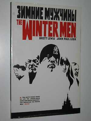 The Winter Men by BRETT LEWIS Softcover 9781401225261 WildStorm