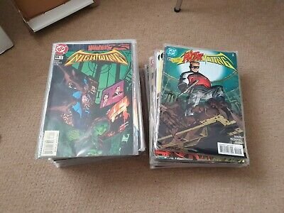 Nightwing collection 89 issues NOT FREEPOST