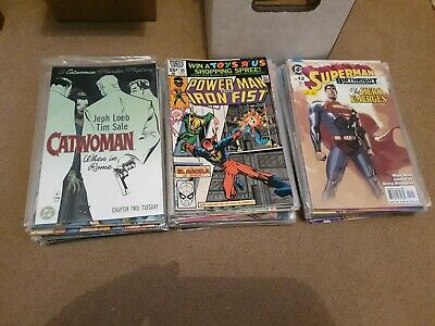 Comic collection 75 issues NOT FREEPOST