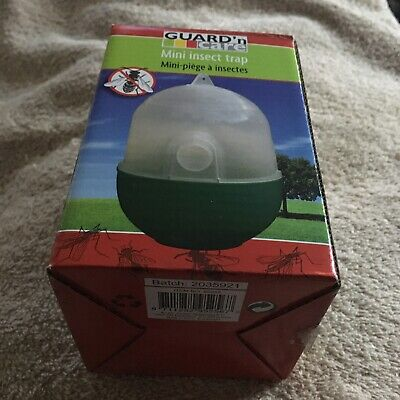Mini Insect Trap Guard'n Care New Boxed