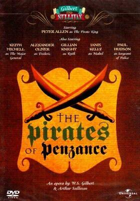 The Pirates of Penzance [DVD], Good DVD, ,