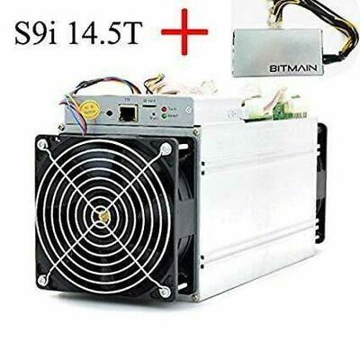 CLOUD MINING Contract Real Antminer S9+ 15TH SHA256 Bitcoin,BSV,BCH.. 24 Hours