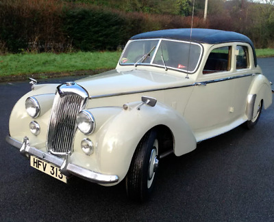 1954 Riley RME 1.5 Litre Superb Condition - 2 Previous Owners Lots of History