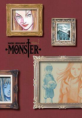 Monster The Perfect Edition 2 by Naoki Urasawa, NEW Book, FREE & FAST Delivery,
