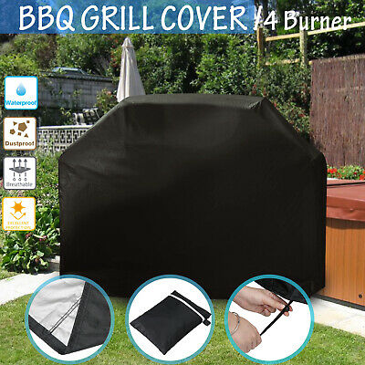 Large 170CM BBQ Cover Waterproof Heavy Duty Garden Barbecue Grill XL
