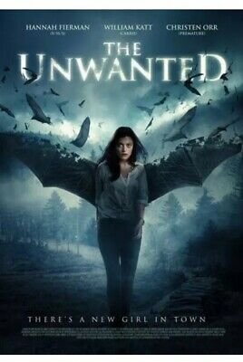 The Unwanted - DVD NEW SEALED