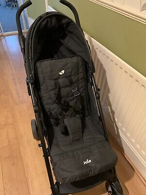 Joie Brisk Lx Pavement Colour Stroller With Footmuff