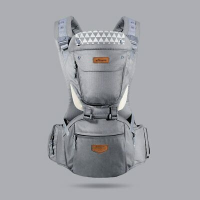 SUNVENO Baby/Infant Carrier Ergonomic Baby Hipseat Waist Front Facing
