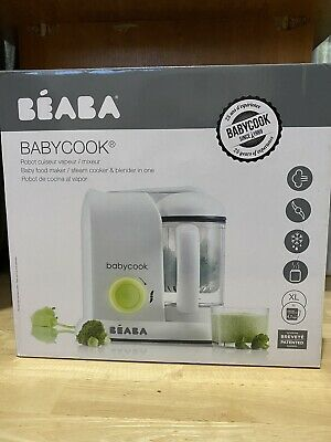 Beaba Babycook baby Food Mixer steamer Blender XL Brand New