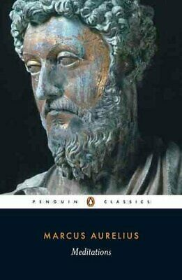 Meditations by Marcus Aurelius 9780140449334 | Brand New | Free US Shipping