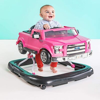 3 Ways to Play Ford F-150 Baby Walker Steer With Activity Station Adjustable USA