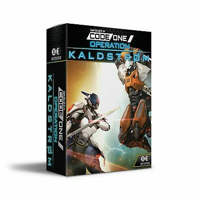 Code One / Operation Kaldstrom - Infinity New 2 Player Starter Set