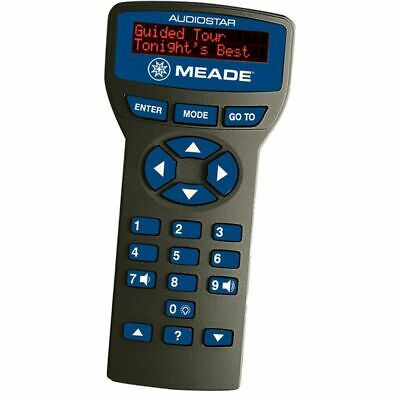 Controlador Manual Meade AudioStar GoTo