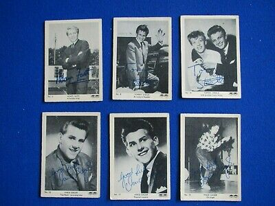 A&BC - Golden Boys  Bubblegum Cards * Choose The One's You Need *  c1960