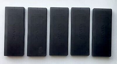 5 Sony Playstation PS Vita game cartridge/memory card cases/holders