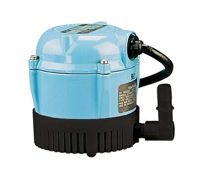 Little Giant 170 GPH, 115v, Submersible Oil Filled Direct Drive Pump 1-A 500203