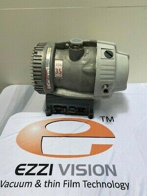 Edwards XDS35i Scroll Vacuum Pump (tip seal kit fitted 05/05/20) - Refurbished
