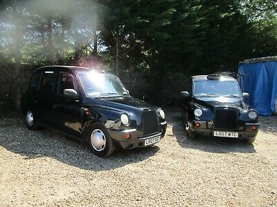London Taxi Tx4 2.5 Diesel Automatic Black London Cab Choice Of Two Look !!!!!!