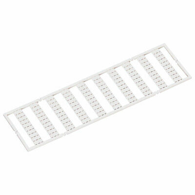 WAGO 793-504 WMB Multiple Marking System Horizontal 21 ... 30 10x, white