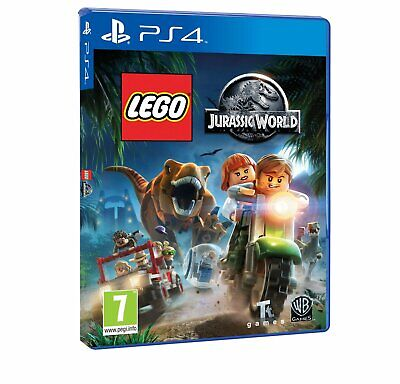 LEGO Jurassic World   PS4  ITA