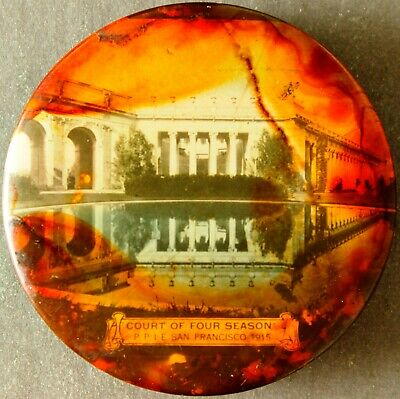 1915 Panama Pacific International Exposition Coin Bank