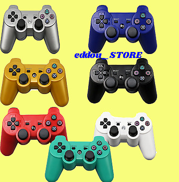 PS3 Gamepad Wireless Bluetooth Controller With A Bag  Gamepad Joystick Gaming