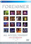 A 719Foreigner All Access Tonight [DVD] [2009] - DVD cold as ice, and many more