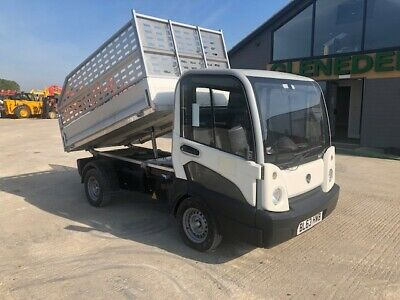 2014 Goupil G5 Tipper Hybrid Electric Utility Vehicle
