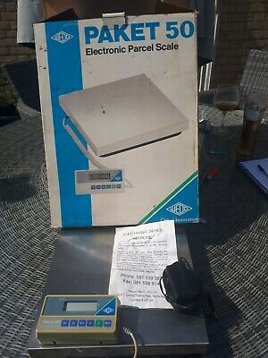 Paket 50 Electronic Parcel Scale
