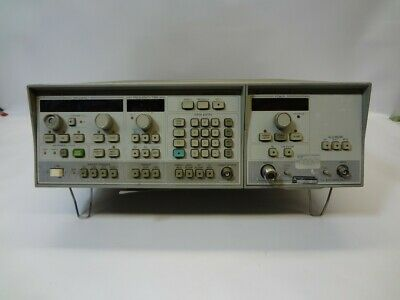 HP Agilent 8350B Sweep Oscillator