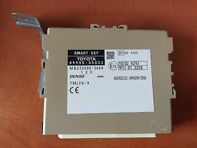 TOYOTA Avensis Smart Key Computer Control Unit 89990-05032