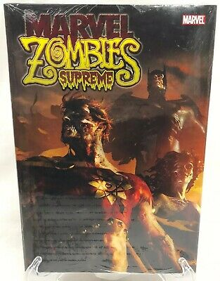 Marvel Zombies Supreme Collects #1-5 Marvel Comics HC New Hardcover Sealed